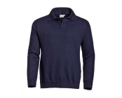 Polosweater Santino Robin navy maat L