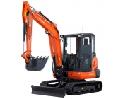 Kubota KX 042-4 GL AT A/C SP2